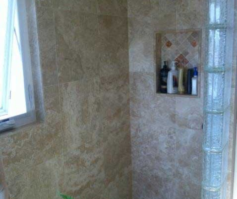 Bathroom Remodel After