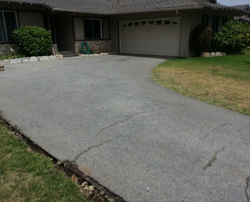 Driveway Construction